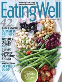 Eating Well cover