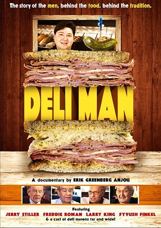 """Deli Man"" DVD"
